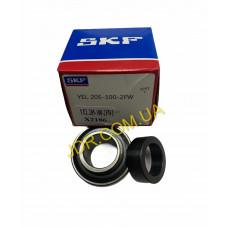 Підшипник YEL 205-100-2FWU SKF x2186 H169077 H214862
