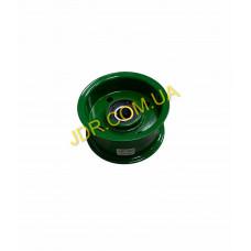 Натяжний шків приводу подрібнювача комбайна (AH173903) x2795