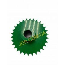 Ланцюгова зірочка зеленого кольору AH130571 x2904