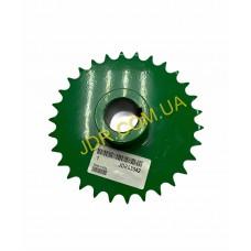 Ланцюгова зірочка зеленого кольору AZ63542 x2906