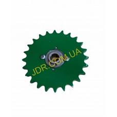 Ланцюгова зірочка зеленого кольору AH206131 AH106606 x2909