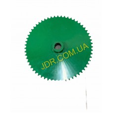 Ланцюгова зірочка зеленого кольору AH140001 x2917