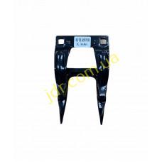 Палець протиріжучий V/O система Shumacher 12мм короткий чорний 10701.01 AH168910 x3686