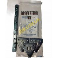 Комплект стержня з'єднувального 10 отворів Easy Cut II 16831 (AH168907) дрібна насічка x4006