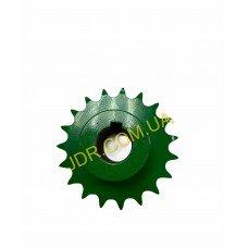 Ланцюгова зірочка зеленого кольору AH121047 x2902