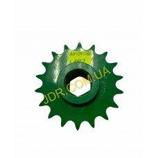 Ланцюгова зірочка зеленого кольору AH130572 x2908