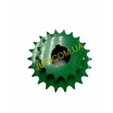 Ланцюгова зірочка зеленого кольору AH125782 x2912