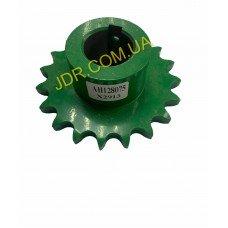 Ланцюгова зірочка зеленого кольору AH128075 x2913