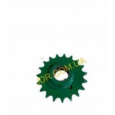Ланцюгова зірочка зеленого кольору AH215152 x2914