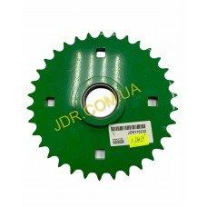 Ланцюгова зірочка зеленого кольору AH116232 x2915