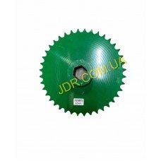 Ланцюгова зірочка зеленого кольору AH148573 x2919