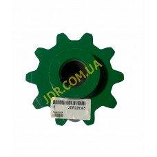 Ланцюгова зірочка зеленого кольору H228385 x2921
