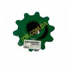 Ланцюгова зірочка зеленого кольору H228383 x2922
