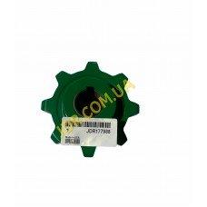 Ланцюгова зірочка зеленого кольору H177988 x2924