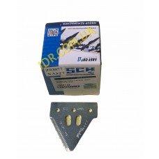 Секція Pro-Cut 11 зубів на дюйм (крупна) оцинкована 10961.06 (Z93077) x3327