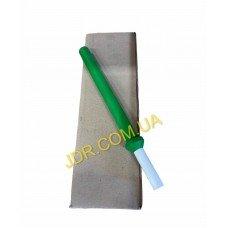 Палець шнека жатки пластиковий (AH214869) x3390