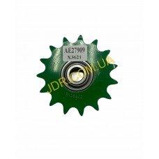 Ланцюгова зірочка зеленого кольору (AE27909, AFH205780) x3621