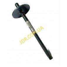 Вал із зубчастою зірочкою регулятора вентилятора очистки (AH210762) x3901